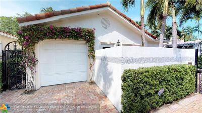 Single Family Home Backup Contract-Call LA: 1015 SE 11th Ct