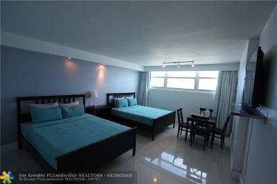 Miami Beach Condo/Townhouse For Sale: 5445 Collins Ave #401