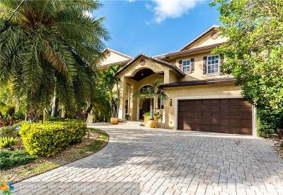 Lauderdale By The Sea Single Family Home For Sale: 253 Tropic Dr