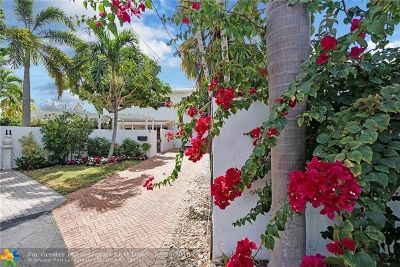 Wilton Manors Condo/Townhouse For Sale: 9 Middlesex Dr #9