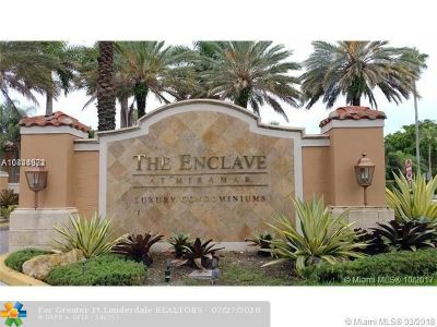 Miramar Condo/Townhouse For Sale: 2091 Renaissance Blvd #201