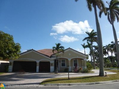 Deerfield Beach Single Family Home For Sale: 1220 SE 4th Ct