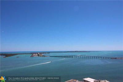 Miami Condo/Townhouse For Sale: 1300 Brickell Bay Dr #3902