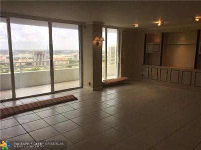 Aventura Condo/Townhouse For Sale: 20225 NE 34th Ct #2417