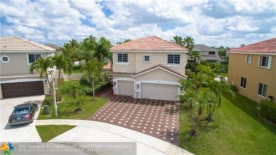Miramar Single Family Home For Sale: 2057 SW 176th Ter