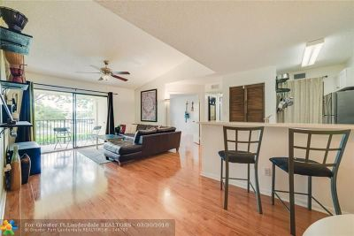 Hollywood Condo/Townhouse For Sale: 570 S Park Rd #21-6