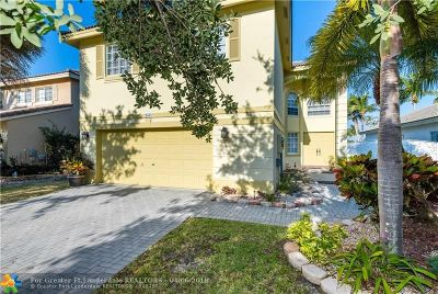 Pembroke Pines Single Family Home For Sale: 380 SW 203rd Ave
