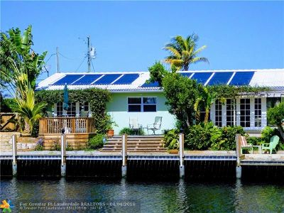 Pompano Beach Single Family Home For Sale: 1890 SE 5th Ct