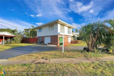 Coconut Creek Single Family Home Backup Contract-Call LA: 4320 NW 10th St