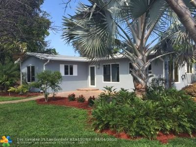 Wilton Manors Rental For Rent: 101 NE 29th St