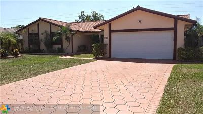 Cooper City Single Family Home For Sale: 5673 SW 114th Ave