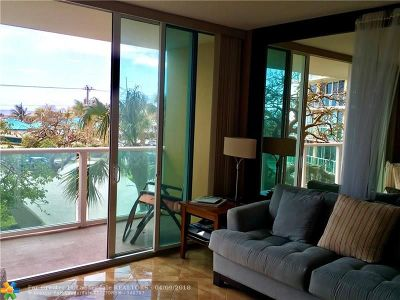 Deerfield Beach Condo/Townhouse For Sale: 333 NE 21st Ave #414