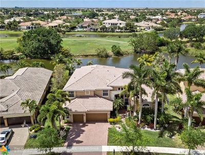 Parkland Single Family Home For Sale: 6881 NW 117th Ave