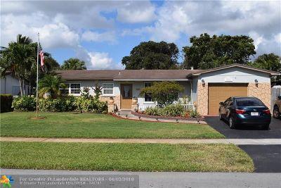 Pembroke Pines Single Family Home Backup Contract-Call LA: 2400 NW 82 Ave