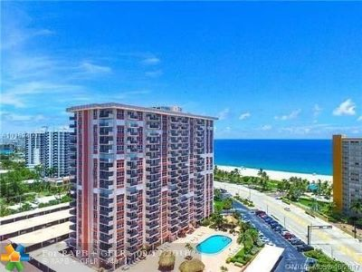 Pompano Beach Condo/Townhouse For Sale: 405 N Ocean Blvd #503