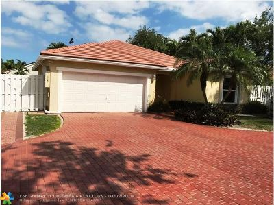 Fort Lauderdale Single Family Home For Sale: 5056 SW 33rd Ter