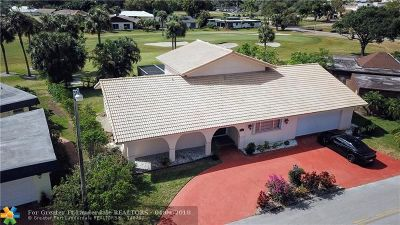 Tamarac Single Family Home For Sale: 5710 S Travelers Palm Ln