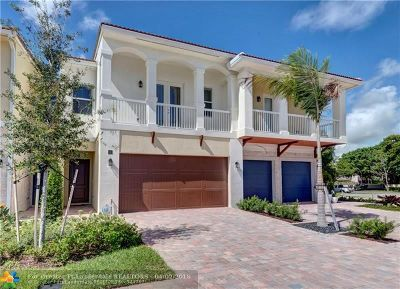 Boca Raton Condo/Townhouse For Sale: 100 NW 69th Cir 135 #13-5