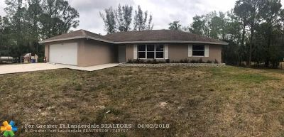 Loxahatchee Single Family Home For Sale: 17995 31st Rd