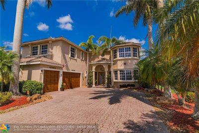 Coral Springs Single Family Home For Sale: 12047 NW 49th Dr