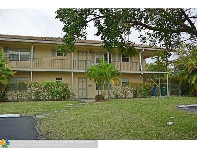 Coral Springs Multi Family Home For Sale: 4300 NW 80th Ave