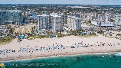 Pompano Beach Condo/Townhouse For Sale: 111 N Pompano Beach Blvd #706