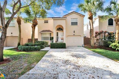 Plantation Single Family Home Backup Contract-Call LA: 10830 NW 12th Pl