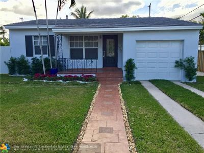 Coral Gables Single Family Home For Sale: 570 SW 45th Ave