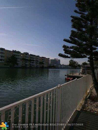 Miami Beach Condo/Townhouse For Sale: 7975 Crespi Blvd #1