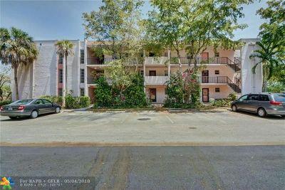 Plantation Condo/Townhouse Backup Contract-Call LA: 469 N Pine Island Rd #206B