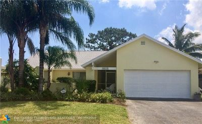 Delray Beach Single Family Home For Sale: 3816 NW 9th St