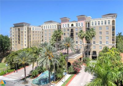 Fort Lauderdale Condo/Townhouse For Sale: 520 SE 5th Ave #1609