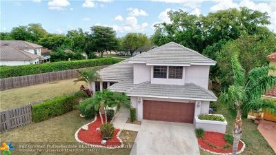 Coral Springs Single Family Home Sold: 6260 NW 52nd St
