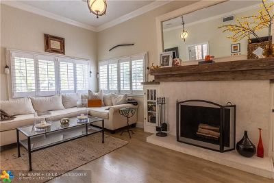 Fort Lauderdale Single Family Home For Sale: 608 SW 6th Ave