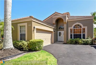 Parkland Single Family Home Backup Contract-Call LA: 6880 NW 75th Ct