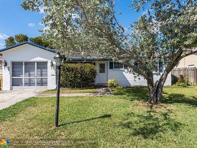 Boca Raton Single Family Home Backup Contract-Call LA: 9073 SW 4th St