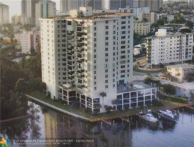 Condo/Townhouse Sold: 777 Bayshore Dr #902