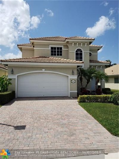 West Palm Beach Single Family Home For Sale: 2455 Curley Cut