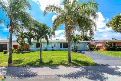 Deerfield Beach Single Family Home Backup Contract-Call LA: 114 SE 14th Ct