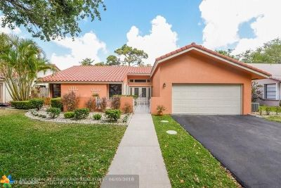 Boca Raton Single Family Home Backup Contract-Call LA: 8897 Escondido Way
