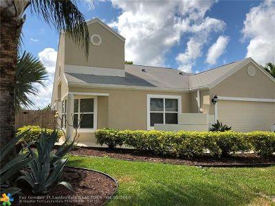 Boca Raton Single Family Home For Sale: 8322 Dynasty Dr