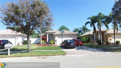 Pembroke Pines Single Family Home Backup Contract-Call LA: 20555 SW 1st St