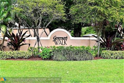 Coral Springs Single Family Home For Sale: 635 NW 88th Dr