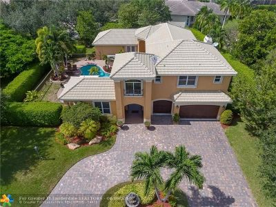 Parkland Single Family Home For Sale: 6441 NW 103rd Ln