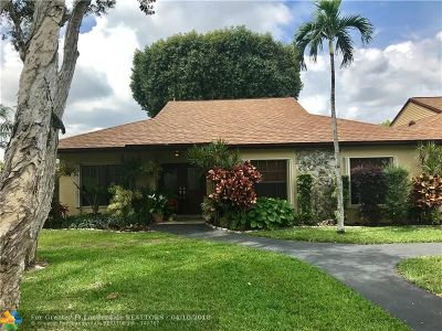 Davie Condo/Townhouse Backup Contract-Call LA: 7508 SW 26th Ct #14