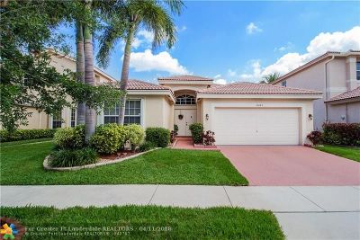 Miramar Single Family Home Backup Contract-Call LA: 17445 SW 33rd Ct