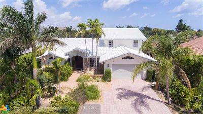 Lauderdale By The Sea Single Family Home For Sale: 275 Codrington Dr