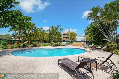 Fort Lauderdale Condo/Townhouse For Sale: 2829 NE 30th St #106
