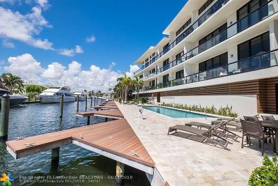 Fort Lauderdale Condo/Townhouse For Sale: 2770 NE 14th St #203