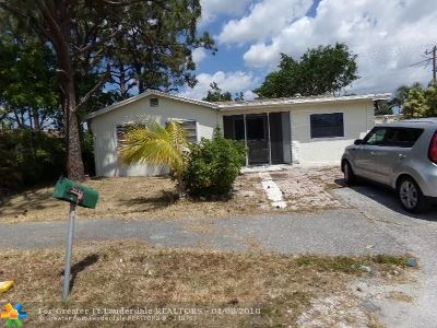 Lake Worth Single Family Home For Sale: 4845 Weymouth St